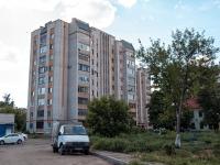 Казань, улица Павлюхина, дом 104А. многоквартирный дом