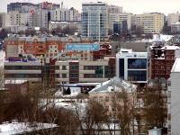 Казань, улица Павлюхина, дом 57. торговый центр Бахетле