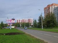 Казань, Победы проспект, дом 15 к.1. многоквартирный дом