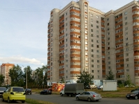 neighbour house: avenue. Pobedy, house 15 к.3. Apartment house