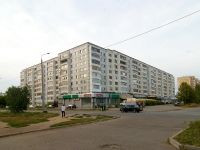 neighbour house: avenue. Pobedy, house 17. Apartment house