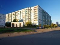 Казань, Победы проспект, дом 18 к.1. многоквартирный дом
