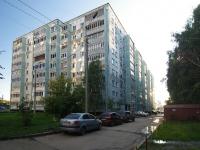 Казань, Победы проспект, дом 18. многоквартирный дом