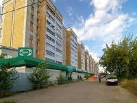 Kazan, Pobedy avenue, house 19. Apartment house
