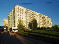 Казань, Победы проспект, дом 20 к.1. многоквартирный дом