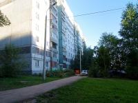 Казань, Победы проспект, дом 22. многоквартирный дом