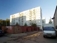 Казань, Победы проспект, дом 24. многоквартирный дом