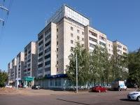 Казань, Победы проспект, дом 29. многоквартирный дом