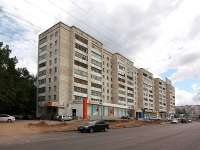 Kazan, Pobedy avenue, house 29. Apartment house
