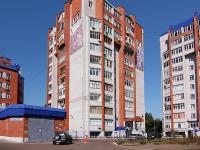 Kazan, Pobedy avenue, house 35А. Apartment house