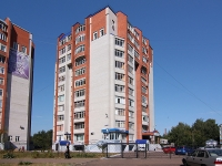 neighbour house: avenue. Pobedy, house 35Б. Apartment house