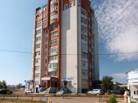 喀山市, Pobedy avenue, 房屋 35Б. 公寓楼