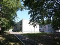 Kazan, nursery school №13, Ромашка, Pobedy avenue, house 37