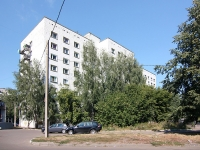 Kazan, Pobedy avenue, house 45. hostel