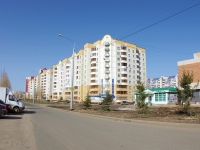 neighbour house: avenue. Pobedy, house 158 к.1. Apartment house