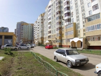 Kazan, Pobedy avenue, house 158. Apartment house