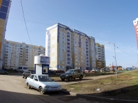 Kazan, Pobedy avenue, house 164. Apartment house
