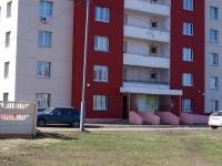 Kazan, Pobedy avenue, house 168. Apartment house