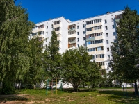 neighbour house: avenue. Pobedy, house 41. Apartment house