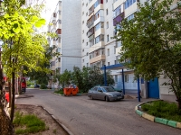 Kazan, Pobedy avenue, house 41. Apartment house
