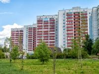 Kazan, Pobedy avenue, house 62/4. Apartment house