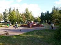喀山市, 街心公园