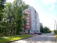 Казань, улица Братьев Касимовых, дом 6А. многоквартирный дом