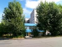Казань, улица Братьев Касимовых, дом 6. многоквартирный дом