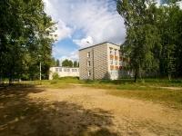 Казань, улица Братьев Касимовых, дом 12. гимназия №40