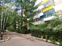 Казань, улица Братьев Касимовых, дом 18. многоквартирный дом