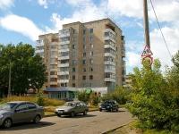 Казань, улица Братьев Касимовых, дом 20. многоквартирный дом