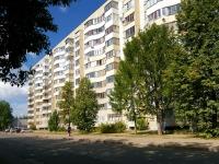 Казань, улица Братьев Касимовых, дом 21. многоквартирный дом
