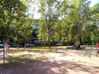 Казань, улица Братьев Касимовых, дом 32. многоквартирный дом