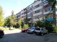Казань, улица Братьев Касимовых, дом 34. многоквартирный дом