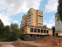 neighbour house: st. Bratiev Kasimovykh, house 38. Apartment house