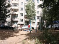 Kazan, Bratiev Kasimovykh st, house 42. Apartment house
