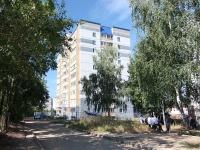 Казань, улица Братьев Касимовых, дом 54. многоквартирный дом