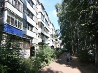 neighbour house: st. Bratiev Kasimovykh, house 60. Apartment house