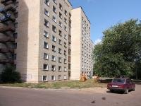 Казань, улица Братьев Касимовых, дом 82. общежитие