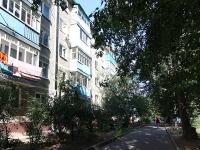 Kazan, Bratiev Kasimovykh st, house 88. Apartment house