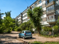 neighbour house: st. Bratiev Kasimovykh, house 48. Apartment house