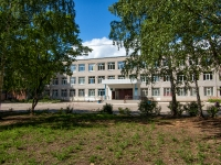 neighbour house: st. Bratiev Kasimovykh, house 68. school №95