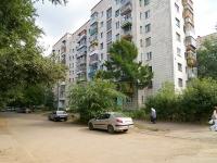 Казань, улица Рихарда Зорге, дом 1. многоквартирный дом