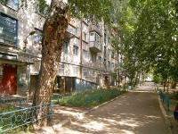 Kazan, Rikhard Zorge st, house 3. Apartment house