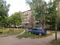Казань, улица Рихарда Зорге, дом 4. многоквартирный дом