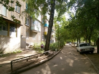 Kazan, Rikhard Zorge st, house 4. Apartment house