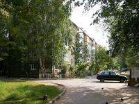 Казань, улица Рихарда Зорге, дом 5А. многоквартирный дом