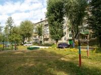 Kazan, Rikhard Zorge st, house 5. Apartment house