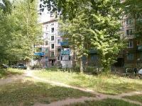 Казань, улица Рихарда Зорге, дом 6. многоквартирный дом
