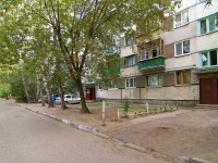 neighbour house: st. Rikhard Zorge, house 10. Apartment house